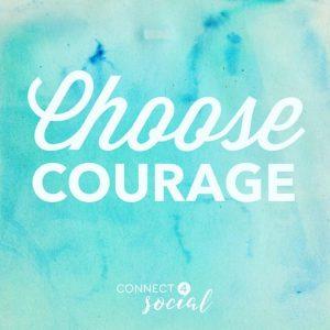 Instagram Choose Courage C4S Post