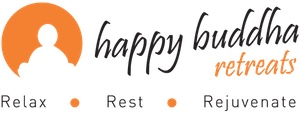 Logo for Happy Buddha Retreats